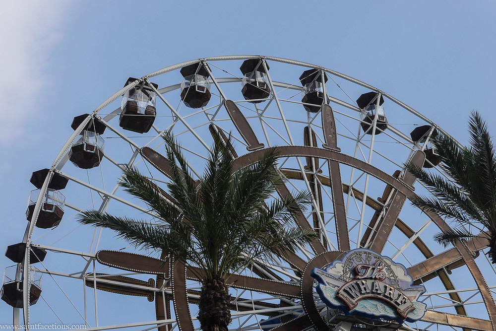 Ferris wheel. For a beach lover, there are few places better in the world than Florida and South Alabama. Read more about where to go on Perdido Key.