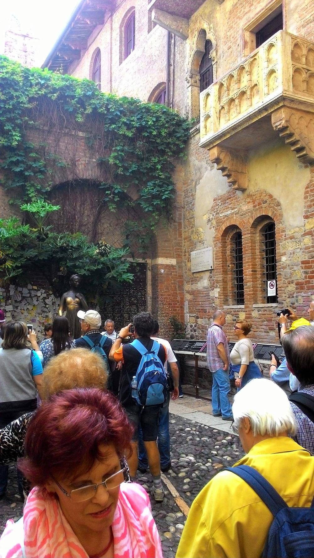 house of capulet juliet verona