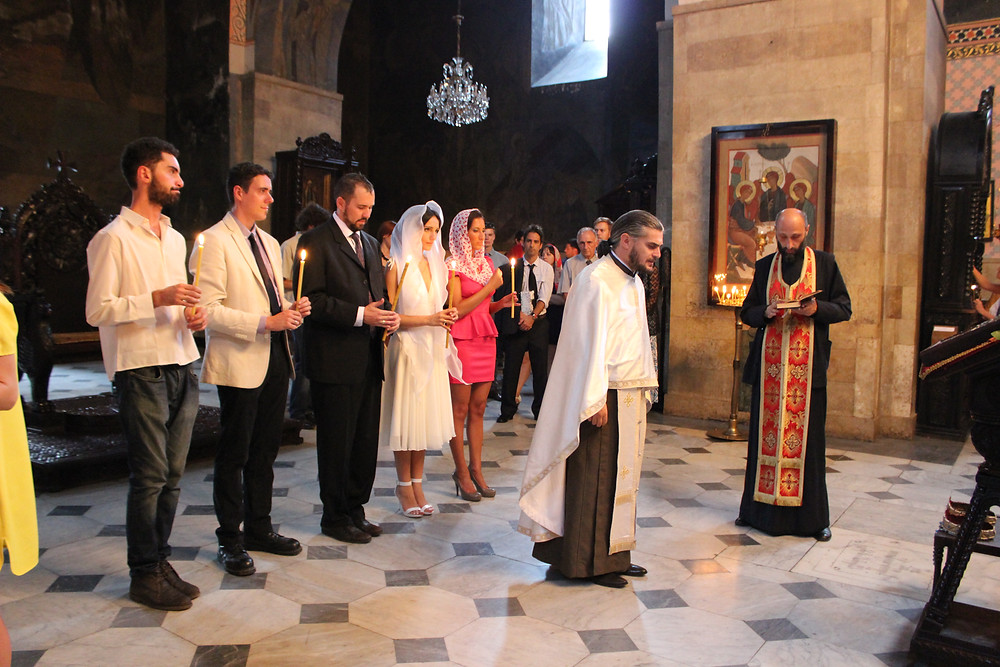 A Georgian Orthodox wedding is a real unique thing. Read the blog to find out more.