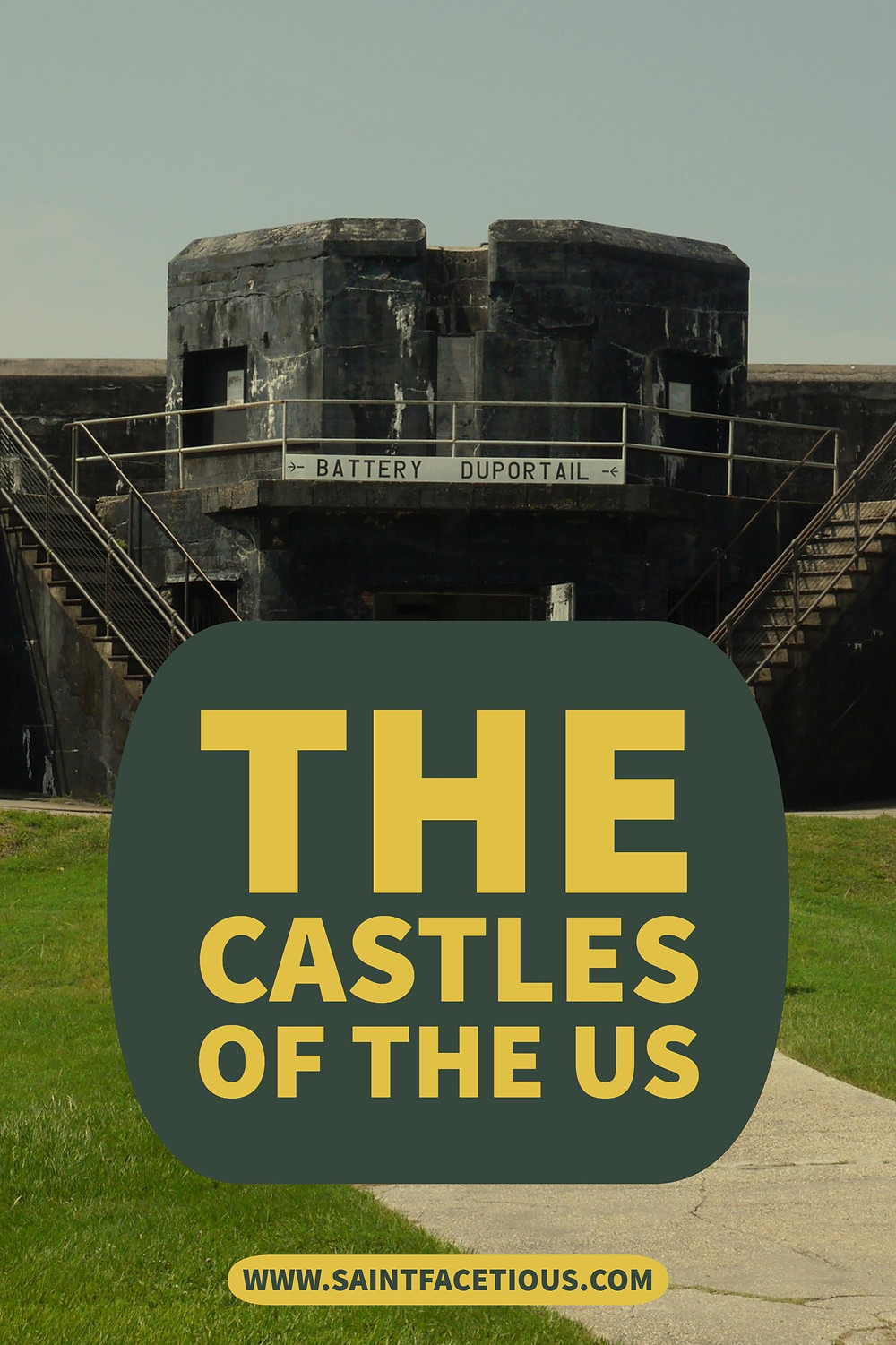 Castles of the US, Fort Morgan