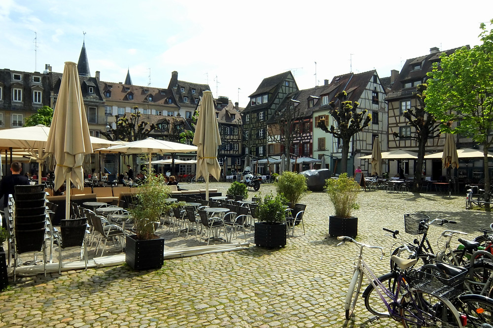 Place du Marche Gayot Strasbourg