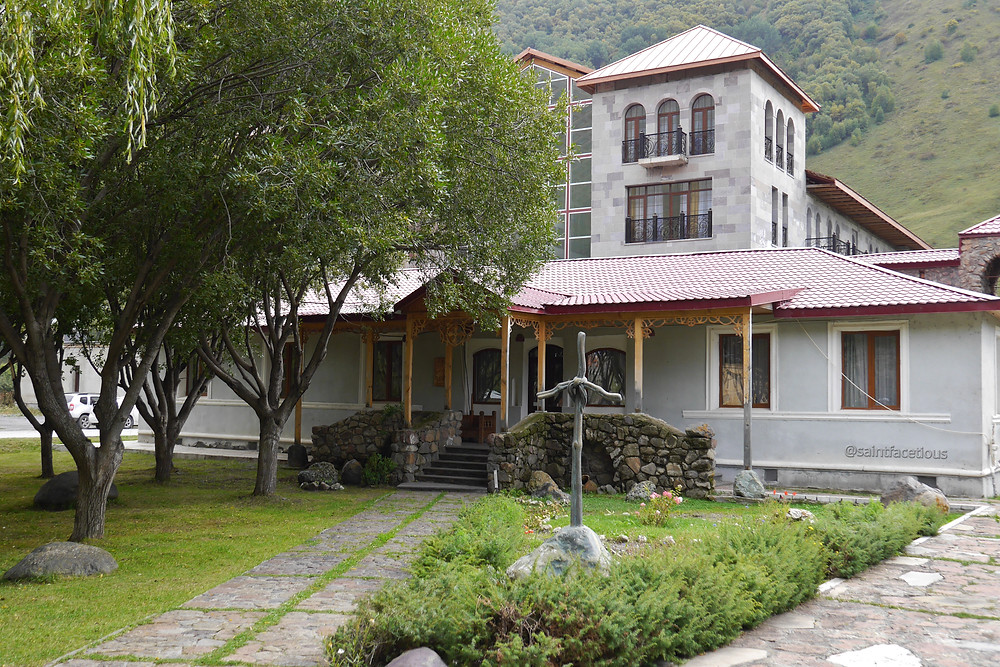 patriarch's house