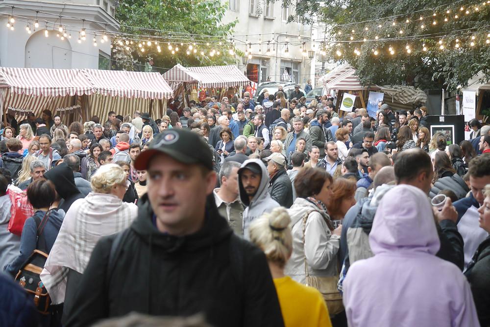 Georgian wine festival
