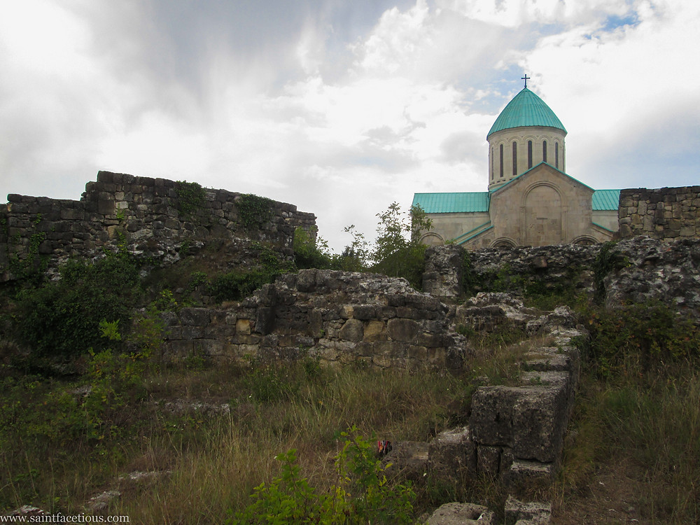 Bagrati Cathedral Kutaisi