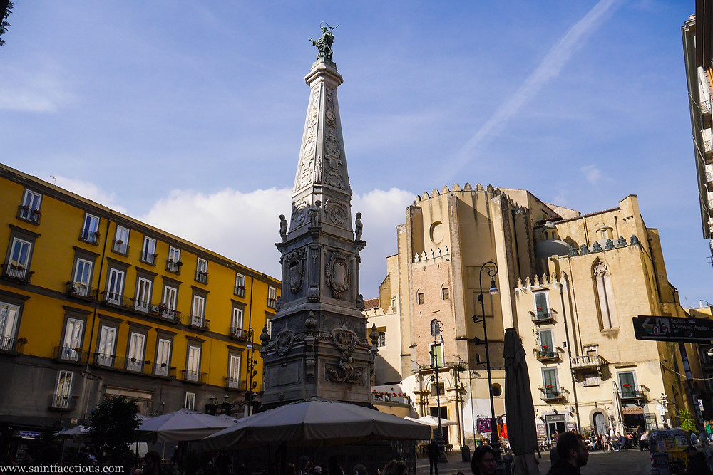 Piazza del Gesu Nuovo