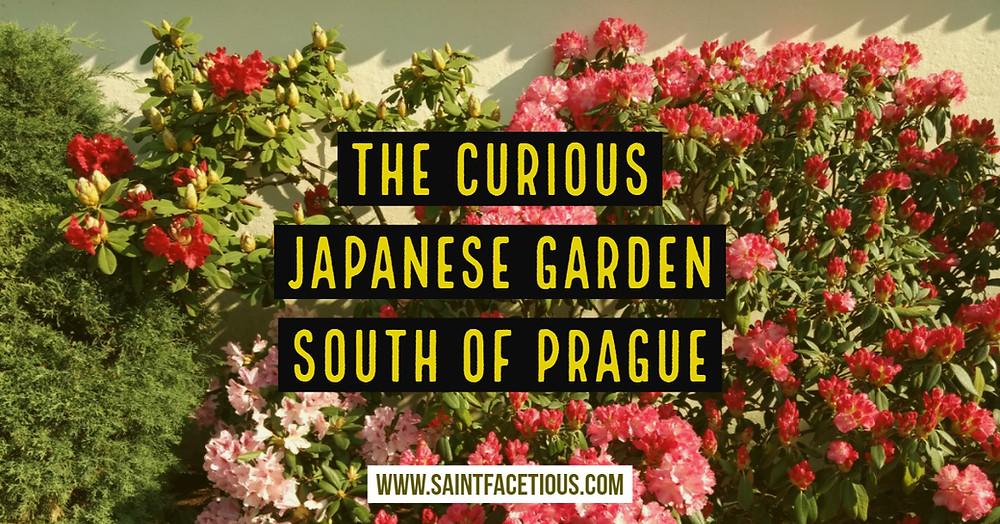 The Curious Japanese Garden South of Prague