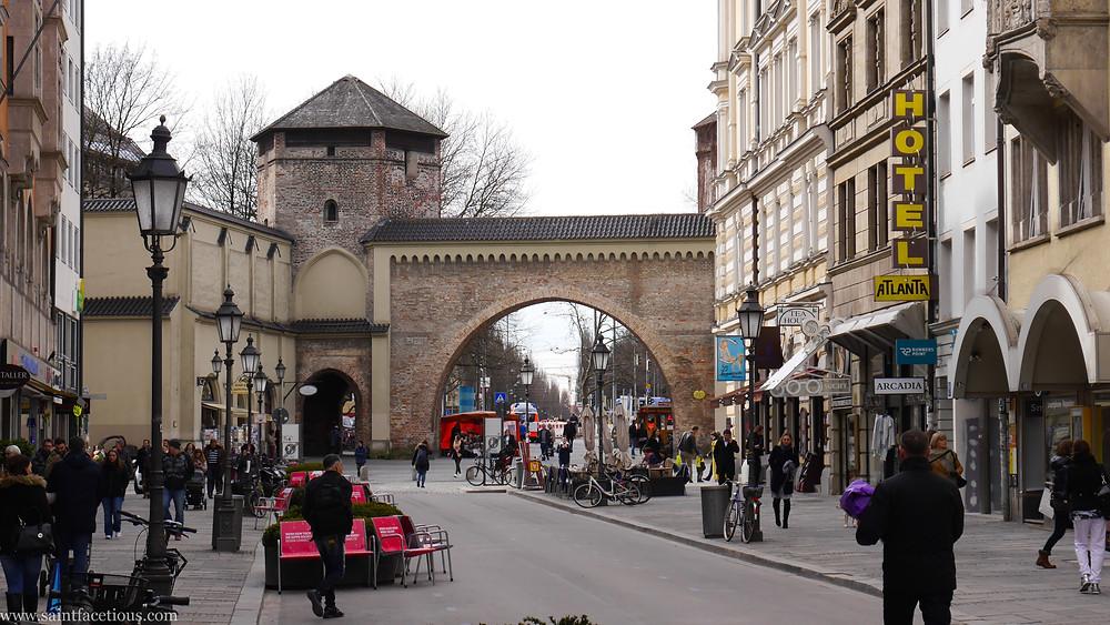Sendlinger Tor Munich