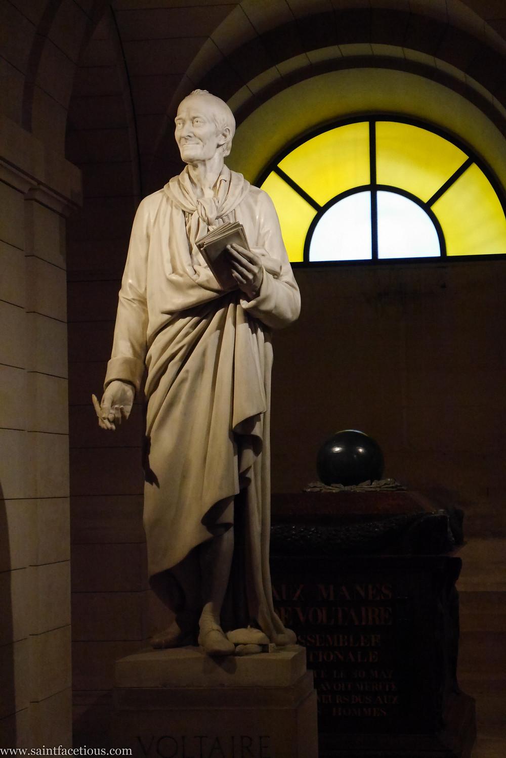 Paris Pantheon Voltaire