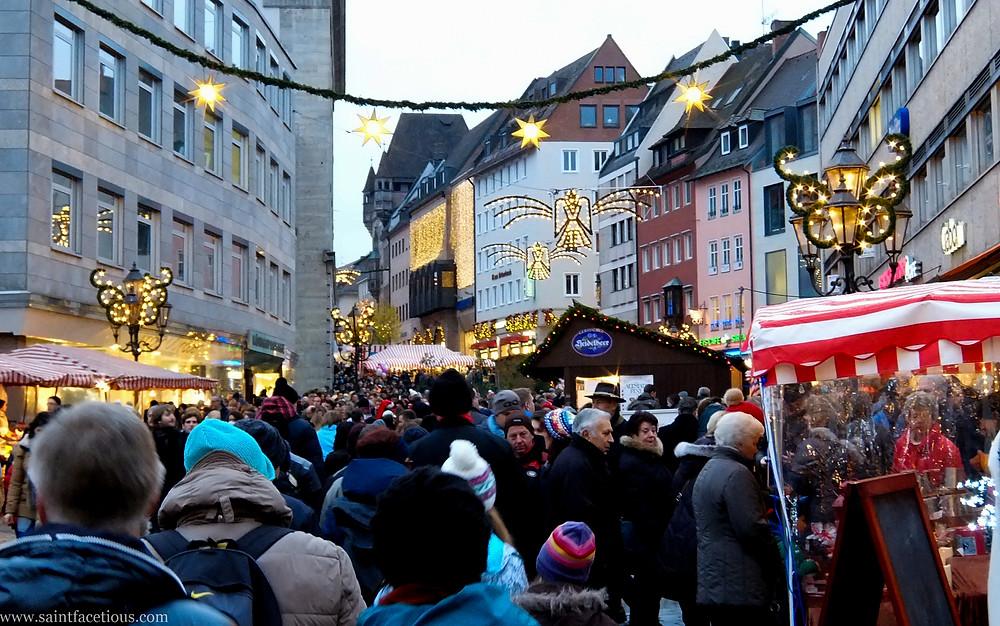 Nuremberg, Christkindlmarkt