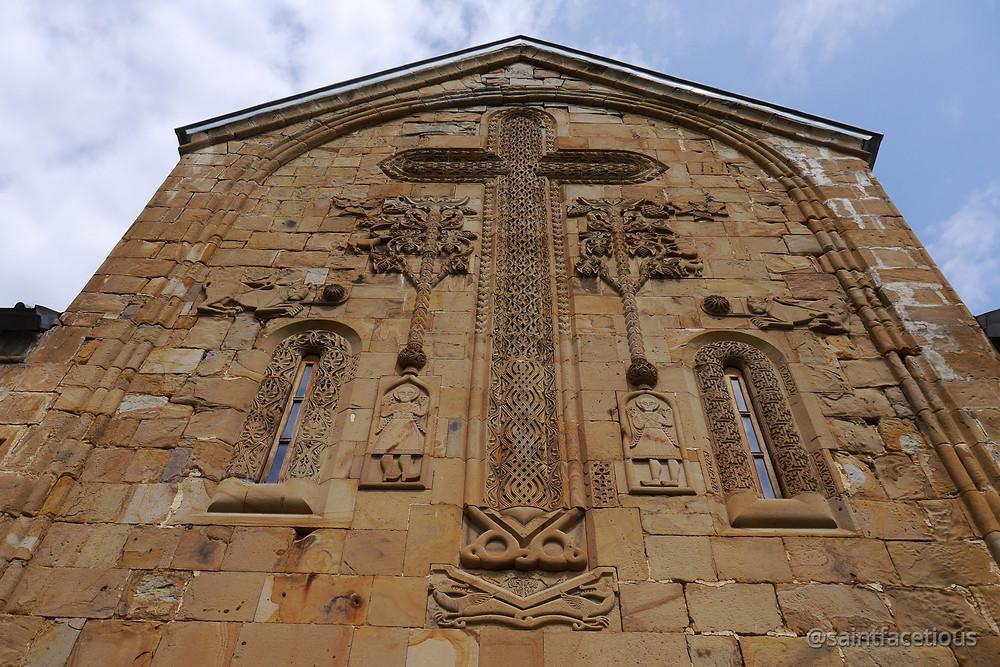 Church of the Assumption Ananuri