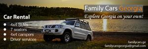 family cars georgia