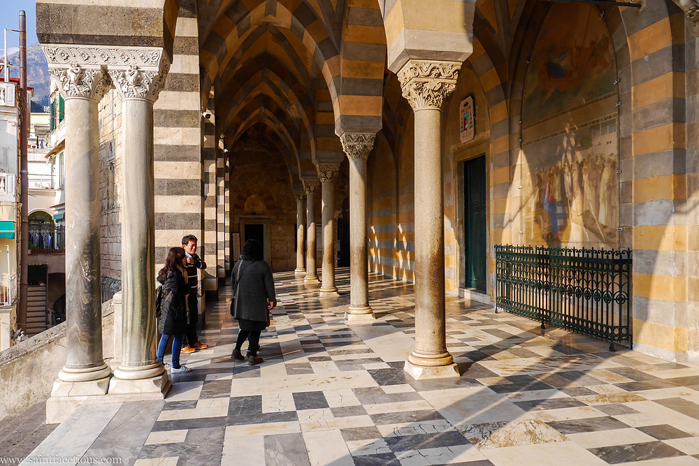 Almafi Cathedral