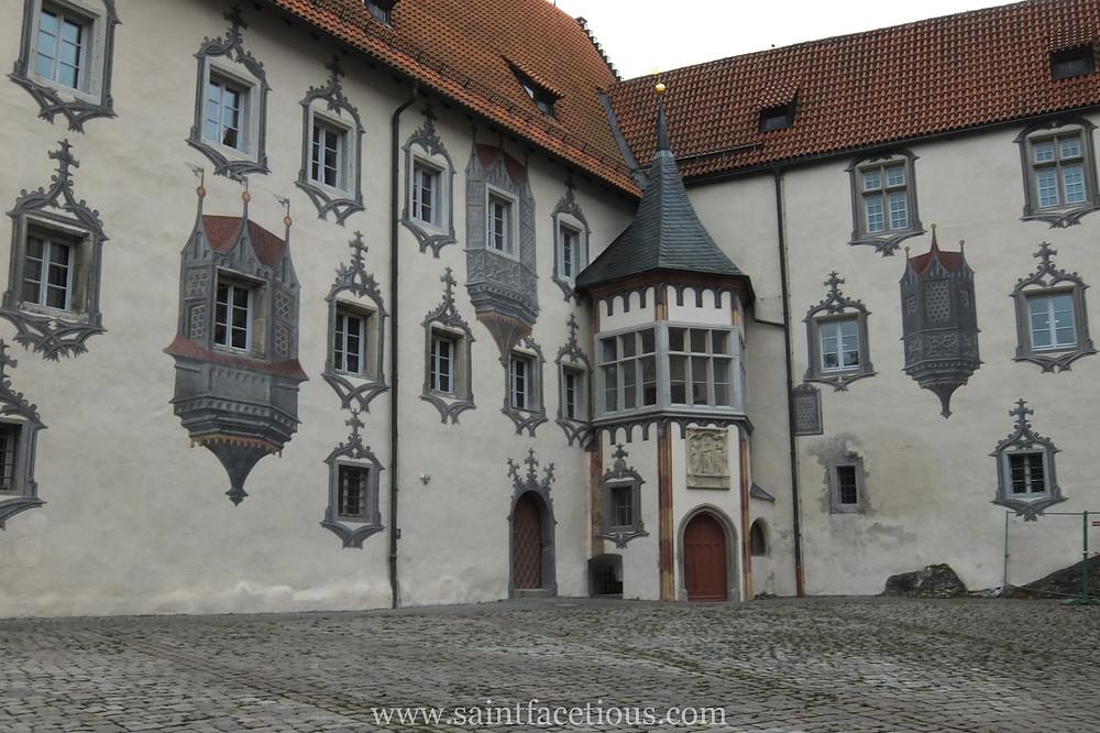 Fussen High Castle