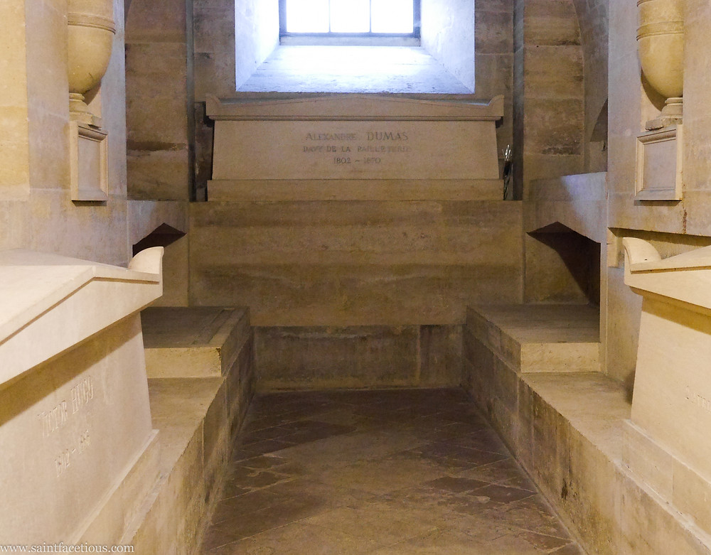 Paris Pantheon Alexander Dumas