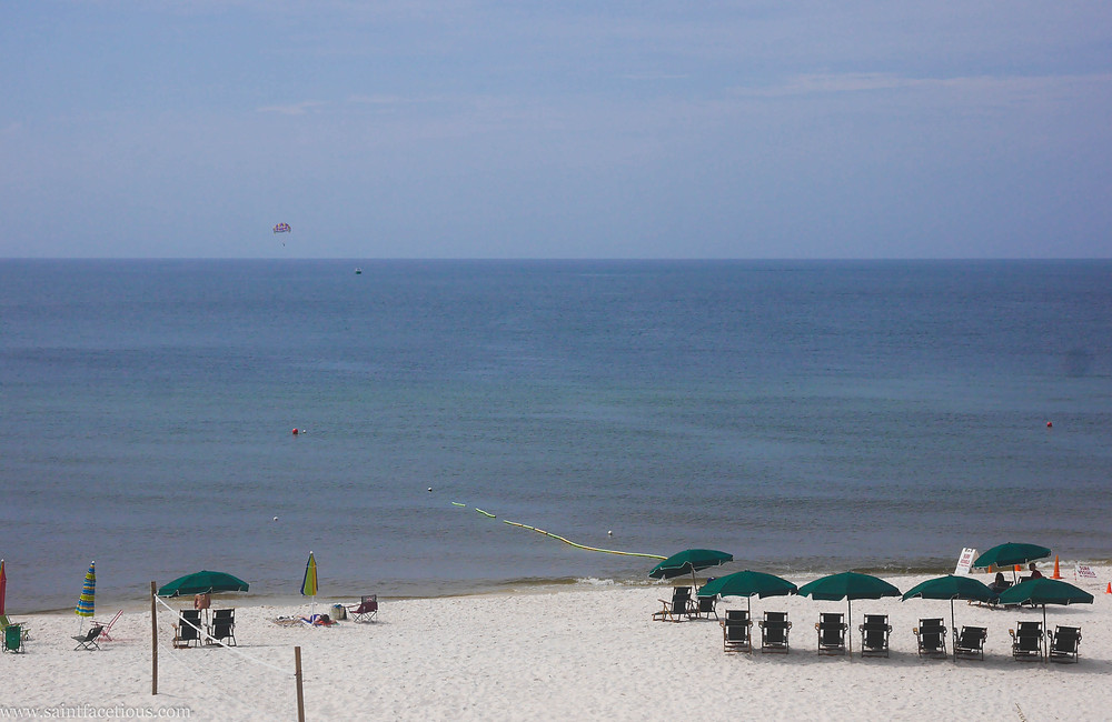 Parasailing on the beach. For a beach lover, there are few places better in the world than Florida and South Alabama. Read more about where to go on Perdido Key.
