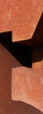 Estructura metalica rustica