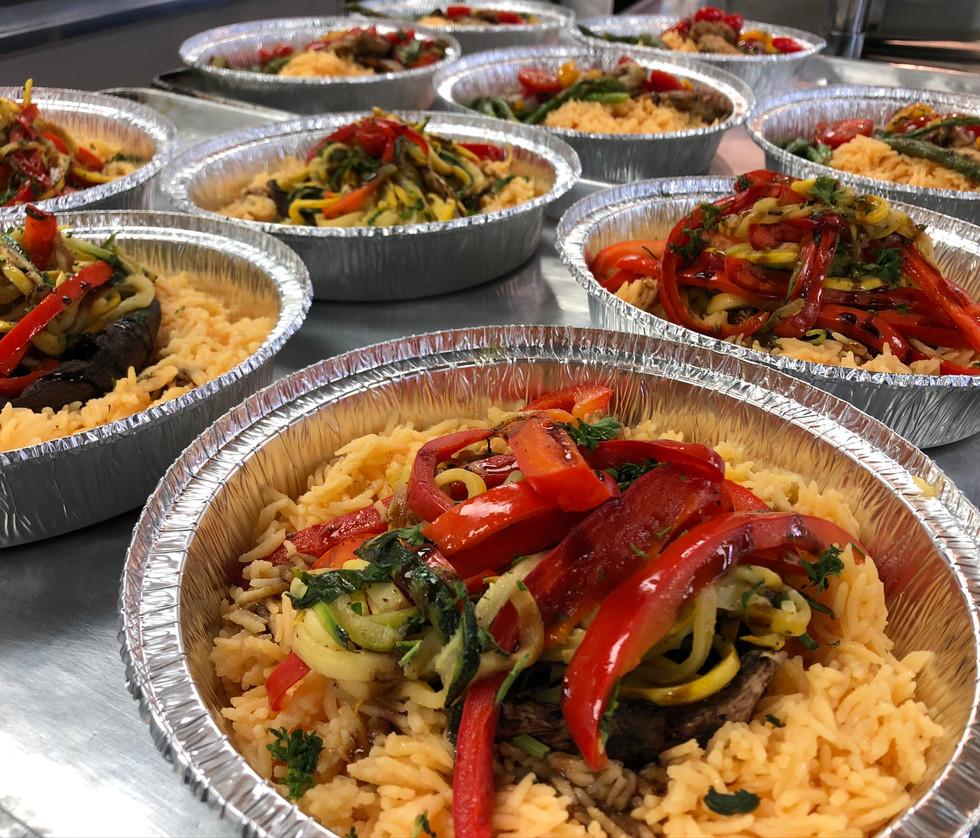 healthy lunch Farmingdale