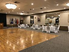 VFW Hall in Albertson - ballroom