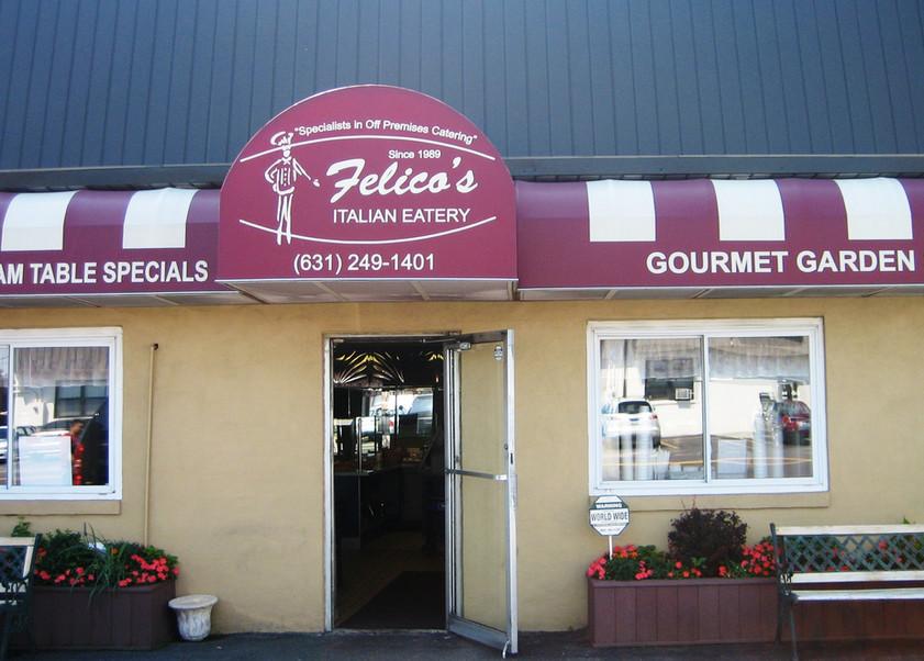 Felico's is open