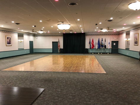 VFW Hall in Albertson