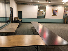 catering hall for rent