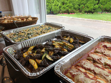 Hot Buffet Catered by Felico's