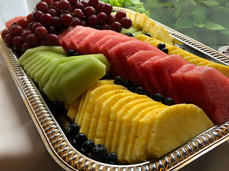 Fresh Fruit platter