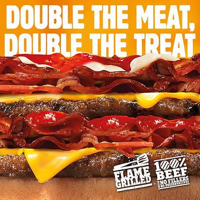 BK Bacon King Jr - Post 10 Double the me
