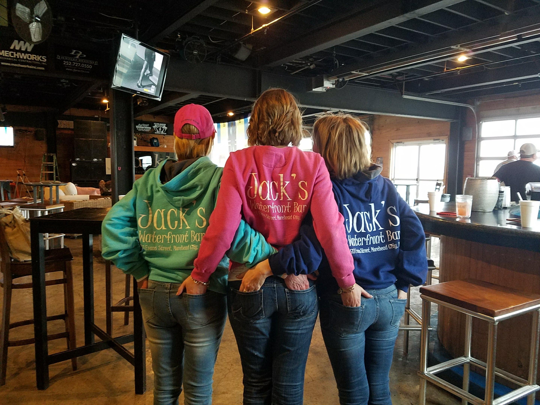 Jack's girls