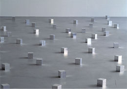 Two Poems By Carl Andre