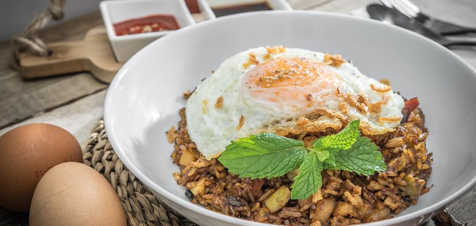 arroz salteada vietnamita