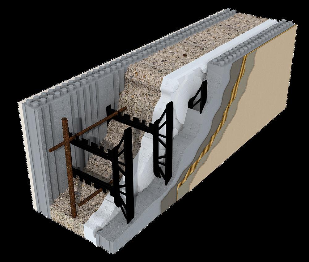 Becker & Scriven's ICFs Provide Indoor Comfort & Minimize ALL Outdoor Noises!