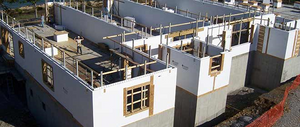 Becker & Scriven's ICFs / Time & Labor-Efficient Building Material to Benefit Homeowner
