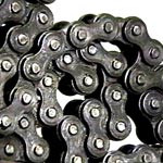 Machine with Roller Chain