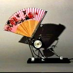 Machine with Chinese Fan
