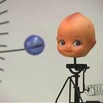 Child Watching Ball