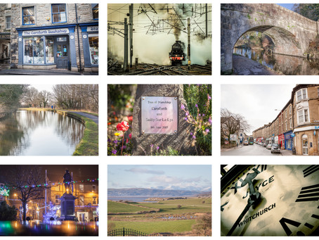 Carnforth in Pictures