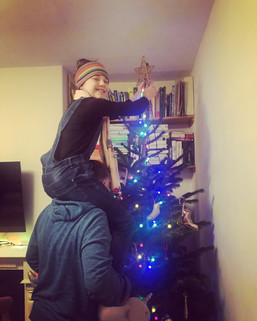 Fairy on the tree.JPG