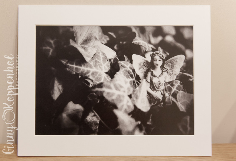 Fairy in Ivy