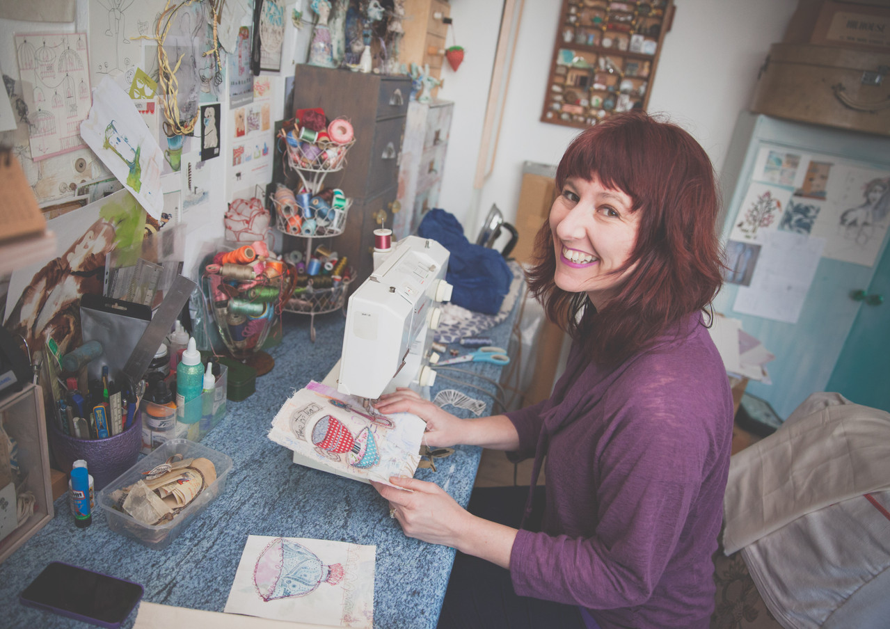 Priscilla Jones - Artist