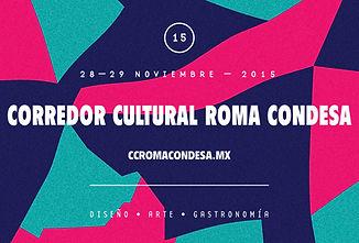 Invitados Al Corredor Roma Condesa 2015