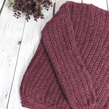 Cuddle Up Over-sized Sweater