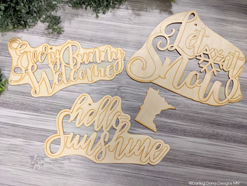 Crafty Cutouts ~ Favorite Things
