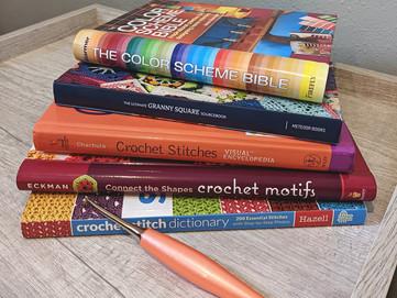 Best *Stitch* Crochet Books