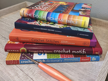 Best *Stitch* Crochet Books