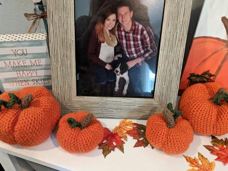Crochet Pumpkin Patch
