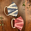 Thumbnail: Rose & Berry Round Mask (Set of 2)