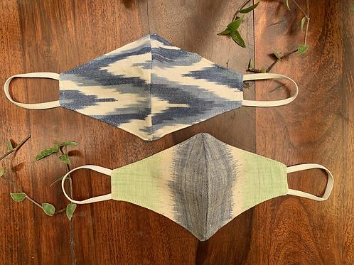 Ocean Combo Mask (Set of 2)