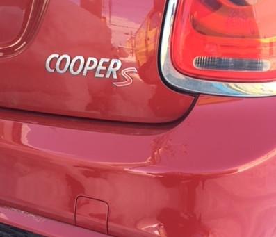 【旭川 車鍵】ミニ(BMW)クーパーの鍵開け作業をしました。