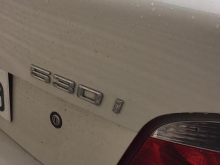 【旭川 BMW鍵】BMW530iの鍵開け作業をしました。